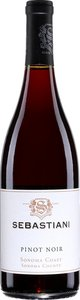 Sebastiani Pinot Noir 2015, Sonoma Coast Bottle