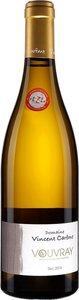 Domaine Vincent Carême Vouvray Sec 2016 Bottle