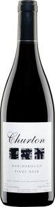 Churton Estate Pinot Noir 2015, Marlborough Bottle