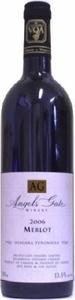 Angels Gate Merlot 2014, VQA Niagara Peninsula Bottle