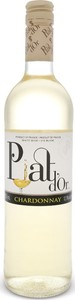 Piat D'or Chardonnay 2015, Vin De France Bottle