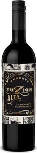 Fuzion Alta Reserva Cabernet Sauvignon 2017 Bottle