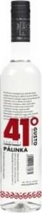Gusto 41 Dark Sourcherry Palinka Bottle