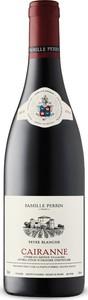 Perrin Peyre Blanche Cairanne Côtes Du Rhône Villages 2015, Ac Bottle