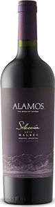Alamos Selección Malbec 2014, Uco Valley, Mendoza Bottle