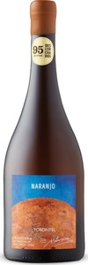 Maturana Naranjo Orange Wine Torontel 2016, Do Maule Valley Bottle