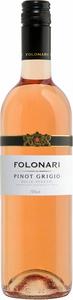 Folonari Pink Pinot Grigio 2017 Bottle