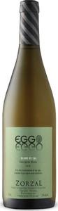 Zorzal Eggo Blanc De Cal Sauvignon Blanc 2016, Tupungato, Mendoza Bottle