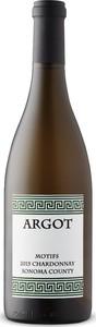 Argot Motifs Chardonnay 2015, Sonoma County Bottle