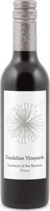 Dandelion Vineyards Lionheart Of The Barossa Shiraz 2016, Mclaren Vale, South Australia (375ml) Bottle