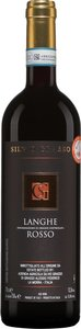 Silvio Grasso Langhe Rosso 2015 Bottle