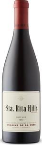 Domaine De La Côte Pinot Noir 2014, Santa Rita Hills, Santa Barbara County Bottle