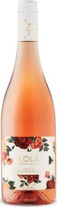 Pelee Island Lola Cabernet Franc Rosé 2017, VQA South Islands Bottle