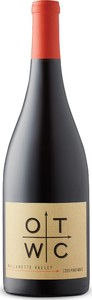 Oregon Trails Pinot Noir 2015, Willamette Valley Bottle