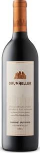 Drumheller Cabernet Sauvignon 2015, Columbia Valley Bottle