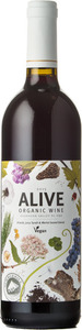 Summerhill Alive Organic Red 2016, BC VQA Okanagan Valley Bottle