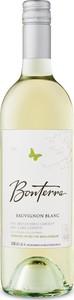 Bonterra Sauvignon Blanc Mendocino County 2016, Mendocino Bottle
