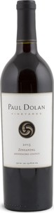 Paul Dolan Zinfandel 2015, Mendocino County, Made With Organically Grown Grapes Bottle