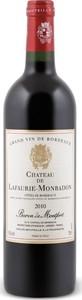 Château De Lafaurie Monbadon 2015, Ac Côtes De Castillon Bottle