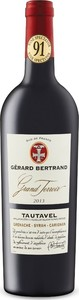 Gérard Bertrand Grand Terroir Tautavel Grenache/Syrah/Carignan 2015, Ap Côtes Du Roussillon Villages Bottle