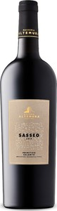 Masseria Altemura Sasseo Primitivo 2015, Igt Salento Bottle