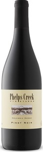 Phelps Creek Pinot Noir 2014, Columbia Gorge Bottle