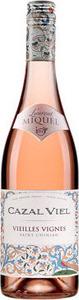 Cazal Viel Vieilles Vignes Saint Chinian Rosé 2017 Bottle