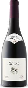 Laurent Miquel Solas Syrah 2016, Igp Pays D'oc Bottle