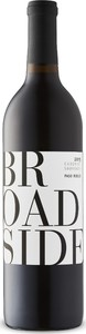 Broadside Cabernet Sauvignon 2015, Paso Robles Bottle
