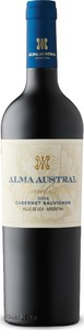Alma Austral Barrel Series Cabernet Sauvignon 2014, Uco Valley, Mendoza Bottle
