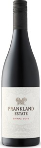 Frankland Estate Shiraz 2015, Frankland River, Western Australia Bottle