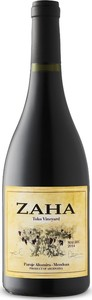 Zaha Toko Vineyard Malbec 2014, Paraje Altamira, Mendoza Bottle
