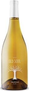 Old Soul Chardonnay 2016, Lodi Bottle