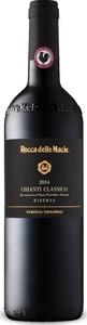 Rocca Delle Macìe Chianti Classico Riserva Docg Famiglia Zingarelli 2015 Bottle