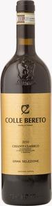 Colle Bereto Chianti Classico Docg Gran Selezione 2014 Bottle