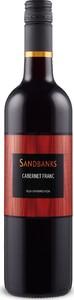 Sandbanks Cabernet Franc 2017, Ontario VQA Bottle