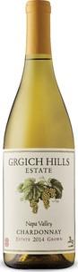 Grgich Hills Estate Grown Chardonnay 2014, Napa Valley Bottle