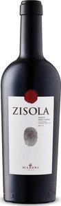 Mazzei Zisola Sicilia Doc Noto Rosso 2016 Bottle