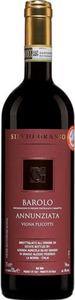 Silvio Grasso Barolo Annunziata Vigna Plicotti 2013 Bottle