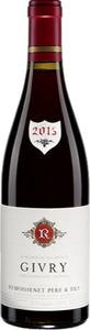 Remoissenet Père & Fils Givry 2015 Bottle