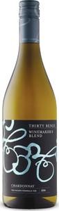 Thirty Bench Winemaker's Blend Chardonnay 2016, VQA Niagara Peninsula Bottle