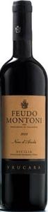 Feudo Montoni Nero D'avola Sicilia Doc Vrucara 2008 Bottle