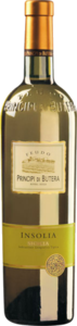 Feudo Principi Di Butera Insolia Sicila Doc Séro 2017 Bottle