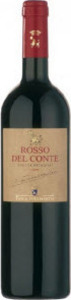 Tasca D'almerita Rosso Del Conte Monreale Doc 2000 Bottle