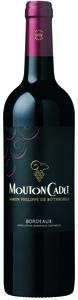 Mouton Cadet Rouge 2015 Bottle