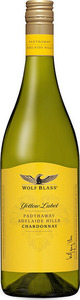 Wolf Blass Yellow Label Chardonnay 2016, Padthaway/Adelaide Hills Bottle