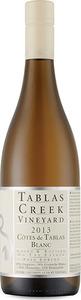 Tablas Creek Côtes De Tablas Blanc 2014, Paso Robles Bottle