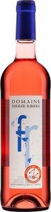 Domaine Ferrer Ribière Vin Rosé 2017, Côtes Catalanes Bottle
