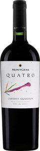 Montgras Quatro 2017, Colchagua Valley Bottle