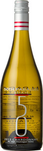 50th Parallel Chardonnay 2016, Okanagan Valley Bottle